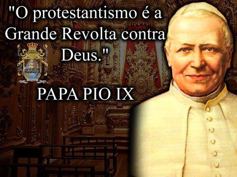 protestantismo revolta contra Deus