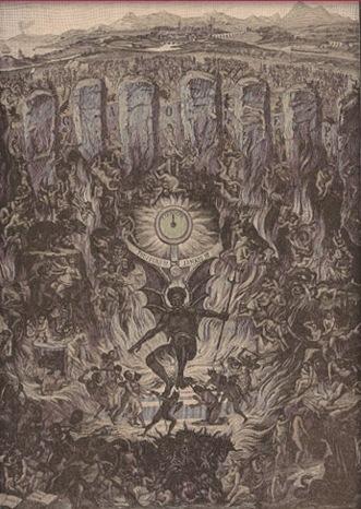As sete portas do inferno