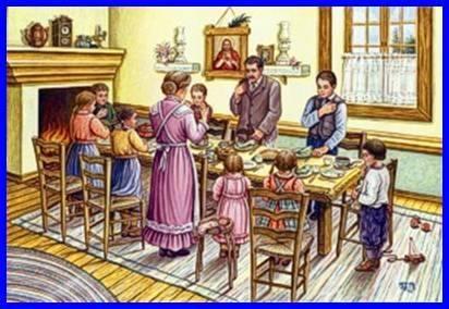 Família em oração