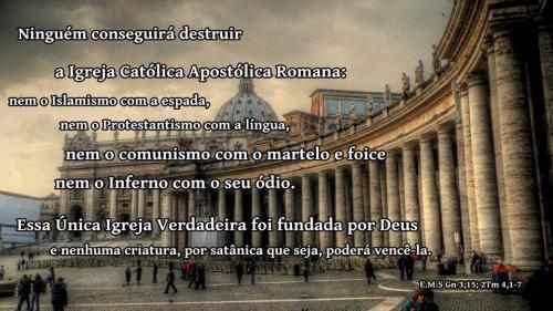 Igreja indestrutível