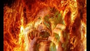Condenado ao inferno